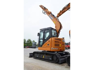 Excavator - Excavator (mini - up to 8t) - Case - CX75C SR