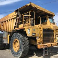 Off-Road Truck - Haul Truck - Caterpillar - 773B