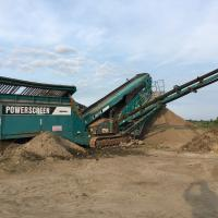Agregates & Crushing - Screen - Powerscreen (Terex/Pegson) - Chieftain 1700